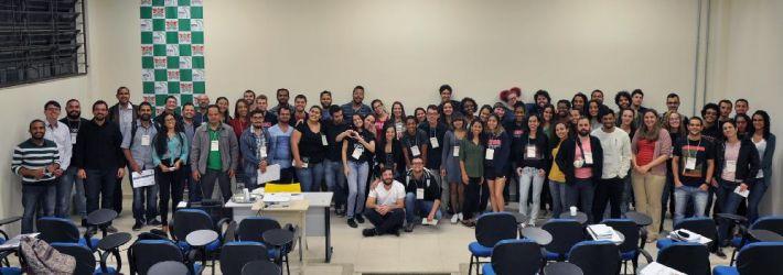I Workshop da LAEC realizado nos dias 31.08 e 01.09